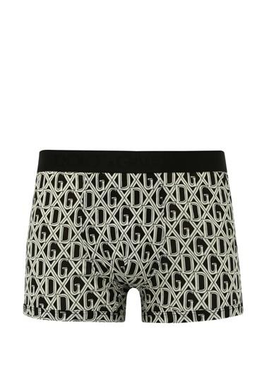 Dolce&Gabbana Boxer Siyah